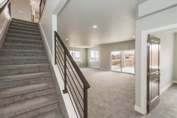 Room Addition Remodel With Stairs To 1st Floor