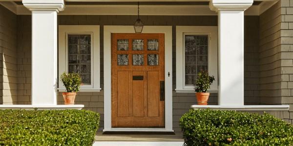 Ken Spears remodeling Front Door Focal Point