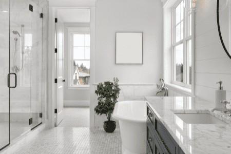 Ken Spears Remodeling master bathroom