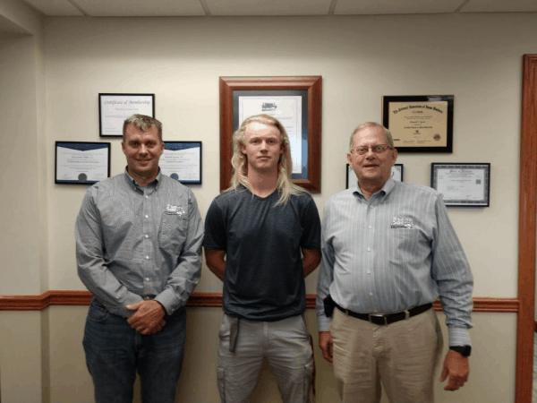 Ken Spears Construction 2019 Scholarship Winner