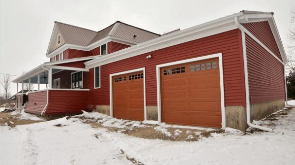 New Garage Doors As Part Of Home Renovation