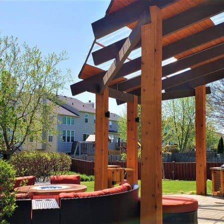 Exterior Remodel patio
