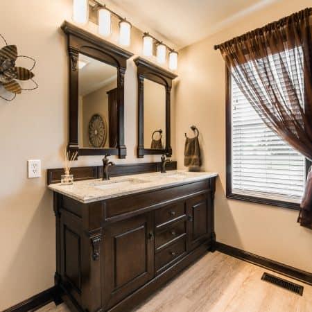 bathroom remodel in aurora texas