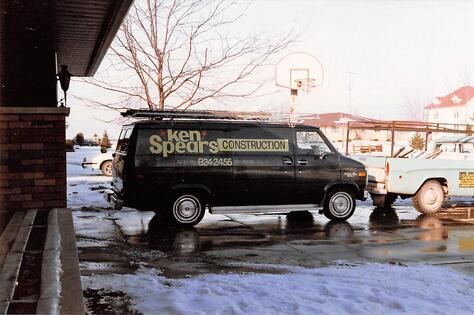 Ken Spears Van