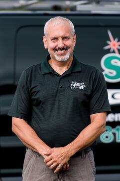 Ken Spears Mike