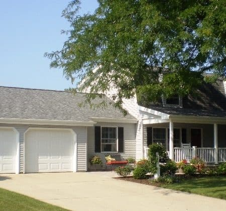 Exterior Remodeling porch