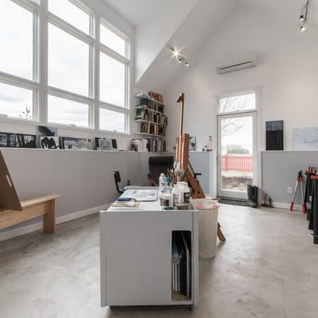studio addition in DeKalb