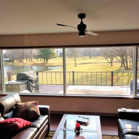 home remodel living room large windows