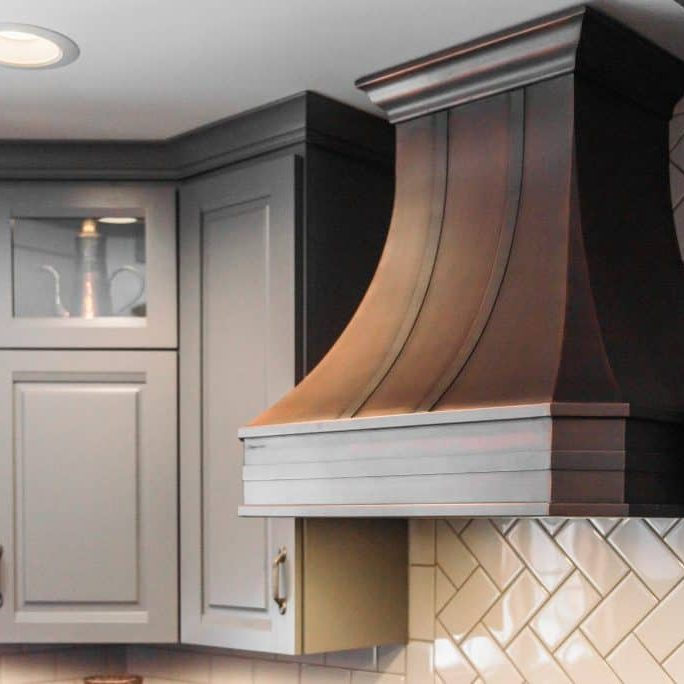 Close Up Cooking Vent Kitchen Remodeling