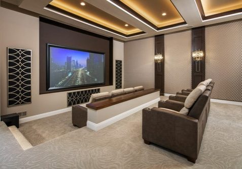 upscale transitional arjay builders